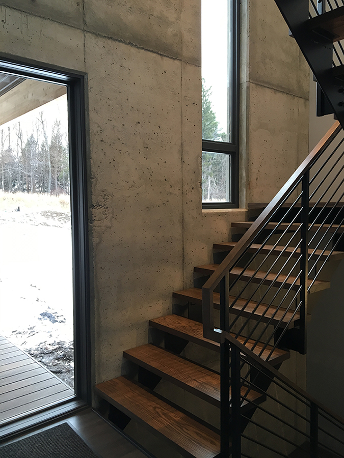 stairs in home renovation